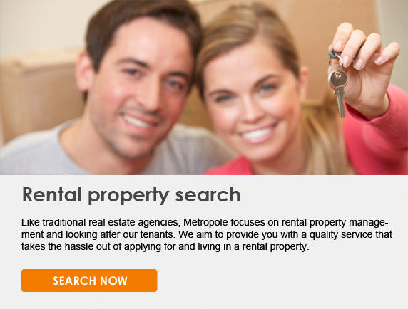 Rental property search